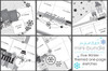 2017 JANUARY MINI-BUNDLE: Winter Theme - One Page
