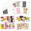 Simple Stories Carpe Diem | Emoji Love A5 12 Month Planner Insert Set