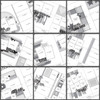 * DIGITAL DOWNLOAD * TEN SKETCHES - Block Elements | Two Page Layouts
