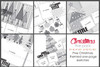 5-PACK: December 2017 | Christmas Themed (One Page Layouts)