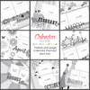 BUNDLE: January 2018 | Calendar (One Page Layouts)