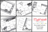 5-PACK: February 2018   Eight Photos (Two Page Layouts)