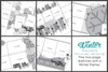 5-PACK: JANUARY 2019 | Winter Themed (Two Page Layouts)