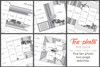 5-PACK: FEBRUARY 2019 | Ten Photos (Two Page Layouts)