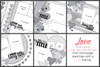5-PACK: FEBRUARY 2019 | Love Theme (One Page Layouts)