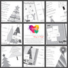 * DIGITAL DOWNLOAD * SKETCH BUNDLE: 2018 We Create Class #5 | Merry & Bright
