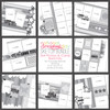 10-PACK: May 2019 NSD 3x4 Photo Cards (Two-Page Sketches)