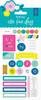 My Mind's Eye One Fine Day Planner Sticker Set