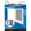 PhotoPlay Maker's Series Creation Bases   Tunnel Card w/Two Rectangle Dies