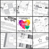 * DIGITAL DOWNLOAD * SKETCH BUNDLE: 2019 We Create Class | Hand Stitching with Allison