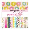 CLEARANCE   Pretty Little Studio Sweet Life Paper Pack   4x4