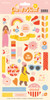 My Mind's Eye One of a Kind 6 x12 Sticker Sheet