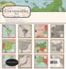 Carta Bella Cartography No.2 Collection Kit