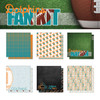 Scrapbook Customs NFL Collection Pack: Dolphin Fan