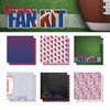 Scrapbook Customs NFL Collection Pack: Giants Fan
