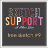 Allison Davis for SG Freebies Sketch Support   Free Sketch #9