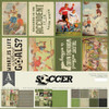 CLEARANCE | Authentique All-Star Paper Pack: Soccer