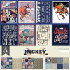 Authentique All-Star Paper Pack: Hockey