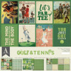 Authentique All-Star Paper Pack: Golf & Tennis