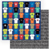 PhotoPlay The New Normal 12x12 Paper: T-Shirts
