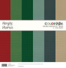 Color Vibe 12x12 Textured Cardstock Kit: Winter