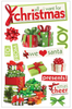 Paper House 3D Sticker: All I Want For Christmas
