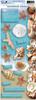 Paper House Cardstock Sticker: Beach