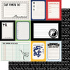 Scrapbook Customs Sports Journal 12x12 Paper: Tae Kwon Do