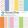 My Favorite Things 6x6 Paper Pad: Birthday Brights