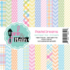 Pink & Main 6x6 Paper Pad: Pastel Dreams