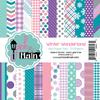 Pink & Main 6x6 Paper Pad: Winter Wonderland