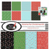 Reminisce 12x12 Collection Kit: Gnome for Christmas