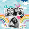 Bella Blvd Cut Outs: Over the Rainbow