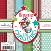 LDRS Creative 6x6 Paper Pad: Gnome for Christmas