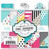 LDRS Creative 6x6 Paper Pad: Sweet Sensations