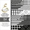 Altenew 6x6 Paper Pad: Essential Black & White