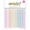 Honey Bee Stamps Crystal Gem Stickers: Birthday Bash