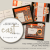 SG: Cast A Spell- 5 Layout Kit