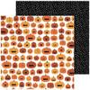Pebbles Spoooky 12x12 Paper: Pumpkin Carving