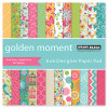 Penny Black 6x6 Paper Pad: Golden Moment