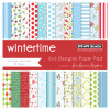 Penny Black 6x6 Paper Pad: Wintertime