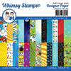 Whimsy Stamps 6x6 Paper Pad: Comics