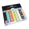 Catherine Pooler Designs 6x6 Paper Pad: Poppin'