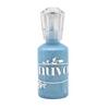 Nuvo Crystal Drops: Blue Ice (Metallic)