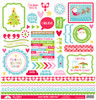 Doodlebug Night Before Christmas Stickers: This & That