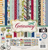 *SG SUPER BUY* Echo Park Getaway 12x12 Collection Pack
