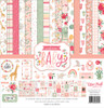 Echo Park Welcome Baby Girl Collection Kit