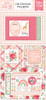 Echo Park Welcome Baby Girl 6x13 Chipboard Frames