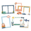 Simple Stories Safe Travels Chipboard Frames