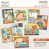 """Simple Stories """"Simple Cards"""" Card Kit: Wish You Were Here"""